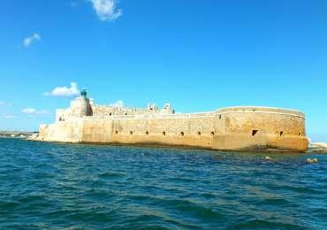 ORTIGIA TOUR: Boat tour around Ortigia island  – 40 minutes